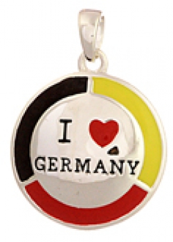 "Anhänger ""I love Germany"" 5027"